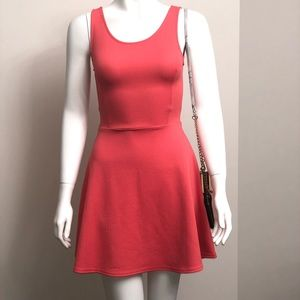 Mini Pink Dress by Divided H&M